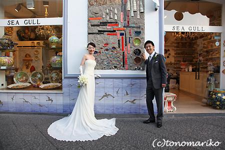 カプリ島の結婚式 〜ドラジェを投げろっ!〜_c0024345_17363899.jpg