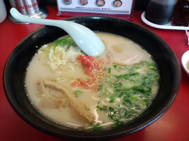 拉麺餃子専門 旭軒 高岡店_a0077663_191441.jpg
