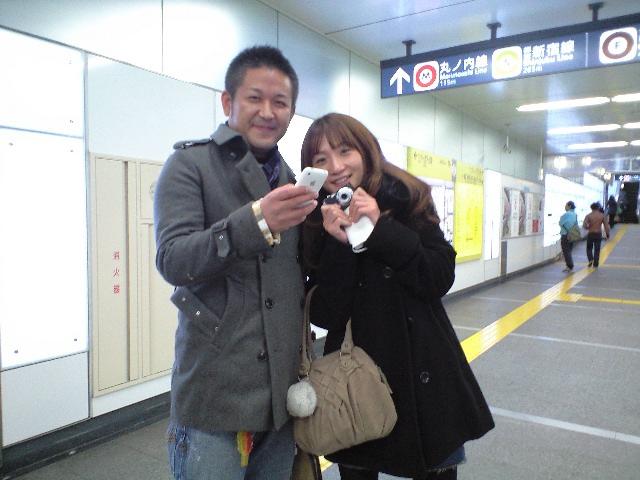 東京の仲間たち★リゾバミーティング_c0151965_21445025.jpg