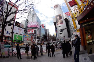 12月29日(火)今日の渋谷109前交差点_b0056983_11533265.jpg