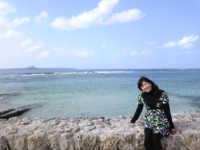 沖縄・最終日はイルカちゃんと^^♪_e0142585_12492019.jpg