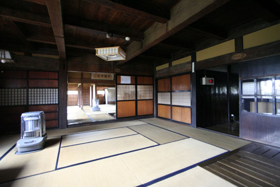 旧増田家住宅母屋_e0054299_16145377.jpg