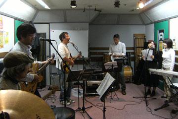 バンド練習始まり_c0187906_15145317.jpg