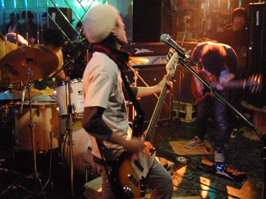 12月29日(火) [ GOOD-BYE 2009 / 第一夜 ]_f0004730_16292891.jpg