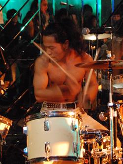 12月29日(火) [ GOOD-BYE 2009 / 第一夜 ]_f0004730_1632475.jpg