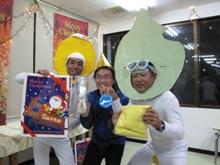 クリスマスパーティー(^^♪  (後半)_b0158746_14271419.jpg