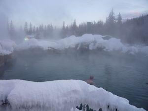 アラスカの温泉 『チェナ温泉』_b0135948_654956.jpg
