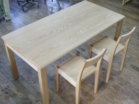 新型 タモの座卓&テーブル_f0206159_1013790.jpg