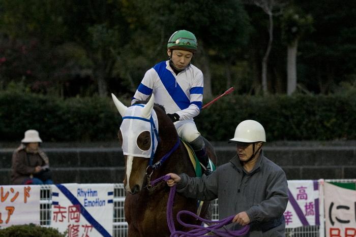 2009年12月7日(月) 高知競馬 8R C4_a0077663_1835954.jpg