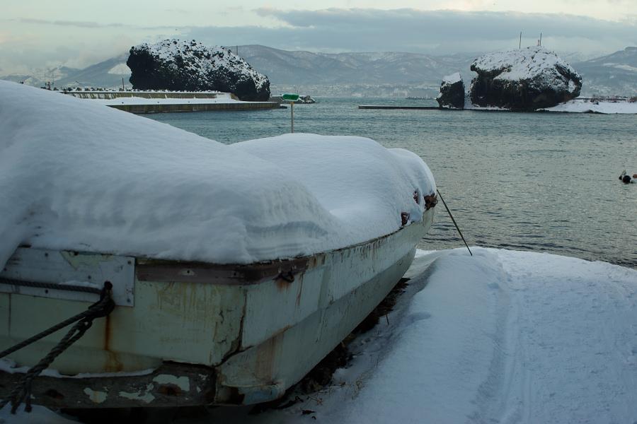 冬の高島_e0051186_6492689.jpg