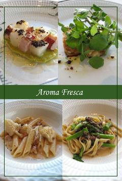 まだまだ食べ続けます(爆)。名古屋アロマフレスカにて_b0065587_1655890.jpg