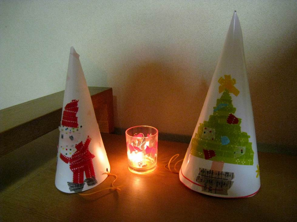 楽しかった!クリスマスパーティー!_f0048597_358121.jpg