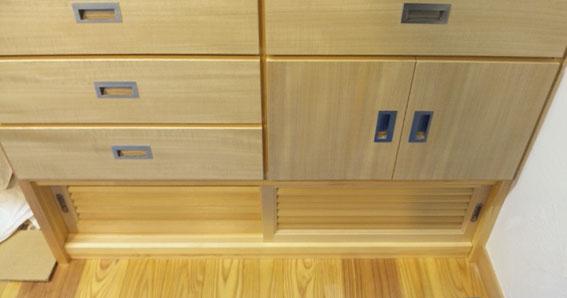 Q1西落合の家:床下暖房用のエアコンが設置_e0054299_16152982.jpg