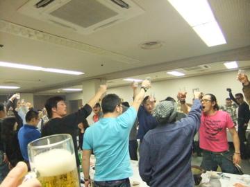 札幌不良大忘年会!_c0226202_1835864.jpg