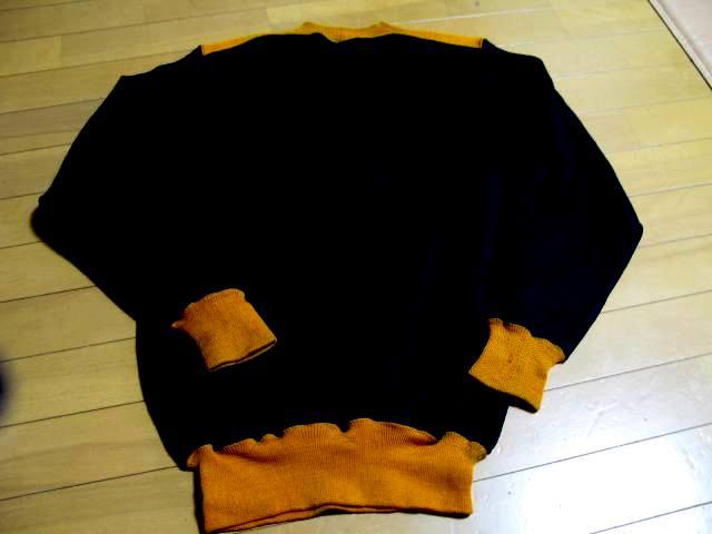 30-40\'S wool sweat フェルト付き!_c0144020_1747361.jpg