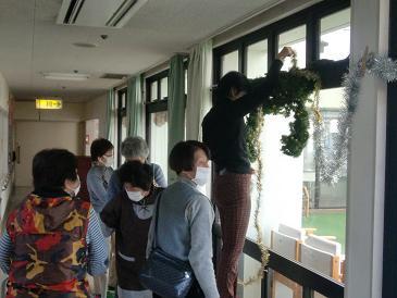 クリスマス2009 ①_e0164724_15515268.jpg