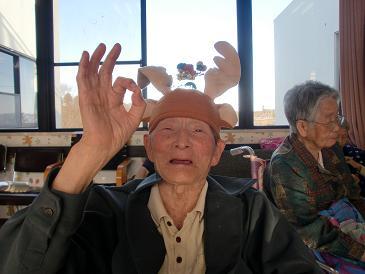 クリスマス2009 ①_e0164724_1551584.jpg