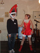 Lots of fun for the CHRISTMAS PARTY!!_c0215031_3252473.jpg