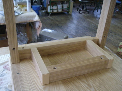 新型 タモの座卓&テーブル _f0206159_8572153.jpg