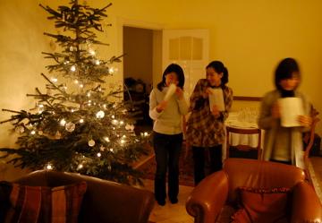 クリスマスから年末、日本より友来る。_c0180686_859385.jpg