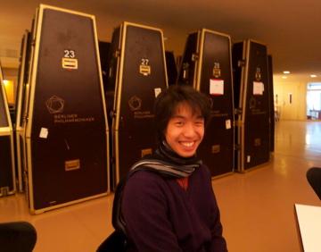 クリスマスから年末、日本より友来る。_c0180686_9224669.jpg