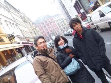 クリスマスから年末、日本より友来る。_c0180686_9271332.jpg