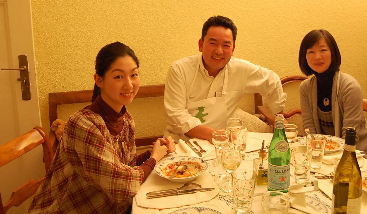 クリスマスから年末、日本より友来る。_c0180686_94394.jpg