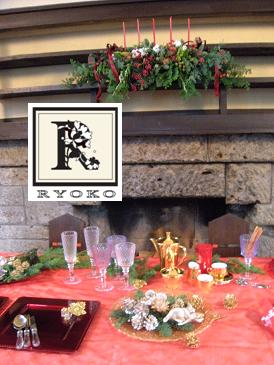 重要文化財 自由学園明日館公開講座  「心を込めてテーブルコーディネート…クリスマスの演出」_c0128489_20123551.jpg
