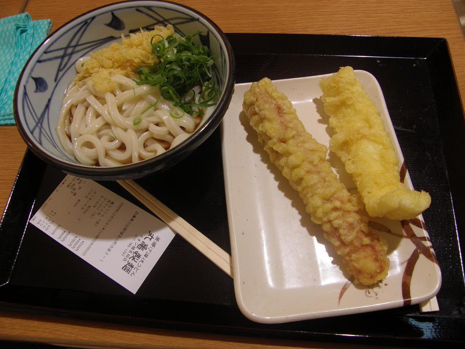 丸亀製麺       イオン猪名川店_c0118393_15385953.jpg