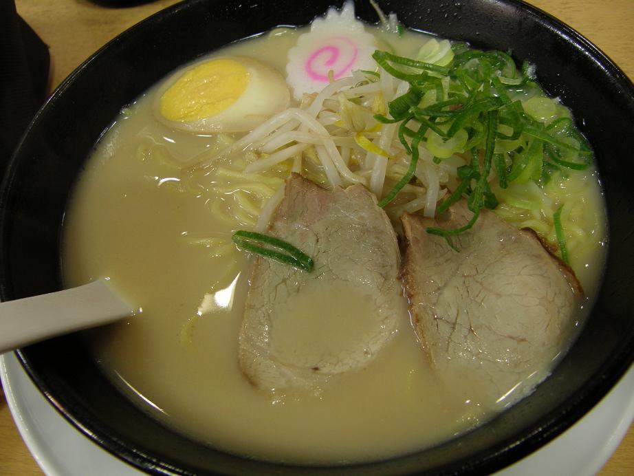 らーめん食堂 味王軒       千林店_c0118393_19554735.jpg