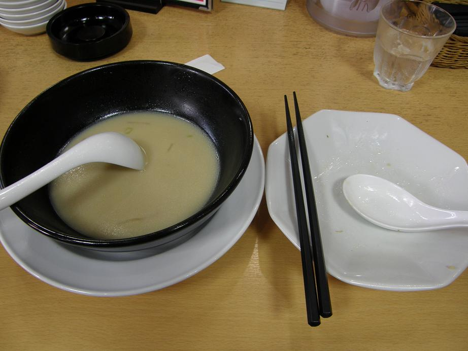 らーめん食堂 味王軒       千林店_c0118393_2023568.jpg