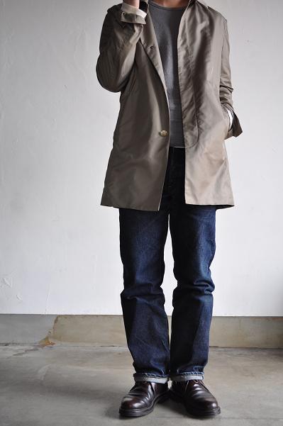 STILL BY HAND spring coat