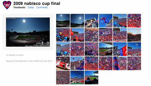 2009 nabisco cup final  - a set on Flickr