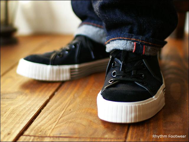RHYTHM FOOTWEAR[リズムフットウェアー] SANDWICH-LO [R-1012011]_f0051306_20391056.jpg