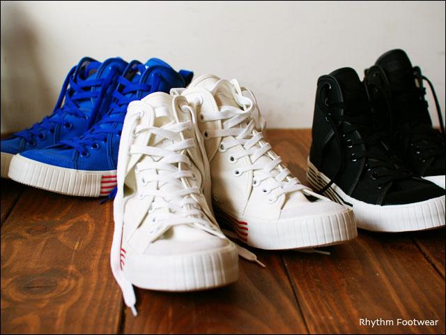 RHYTHM FOOTWEAR[リズムフットウェアー] SANDWICH-HI [R-1012021] _f0051306_2046815.jpg