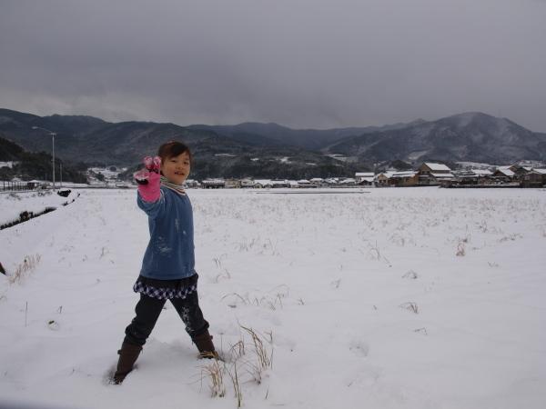 雪の大晦日_a0118539_947712.jpg