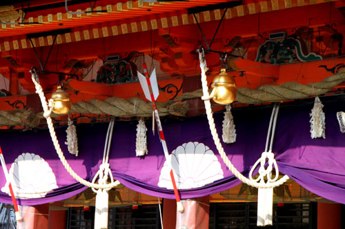 初詣 八坂神社_e0048413_1748591.jpg