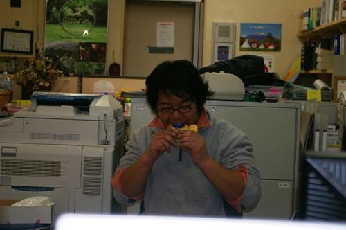 1/2 勇者たぬき隊結成!熊狩りへ!!!_b0174425_1634587.jpg