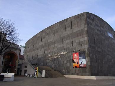 ウィーン美術館巡りvol.3~MUMOK_e0164774_15214357.jpg