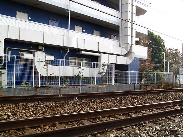 河骨川・姿を現した参宮橋の遺構_c0163001_16164213.jpg