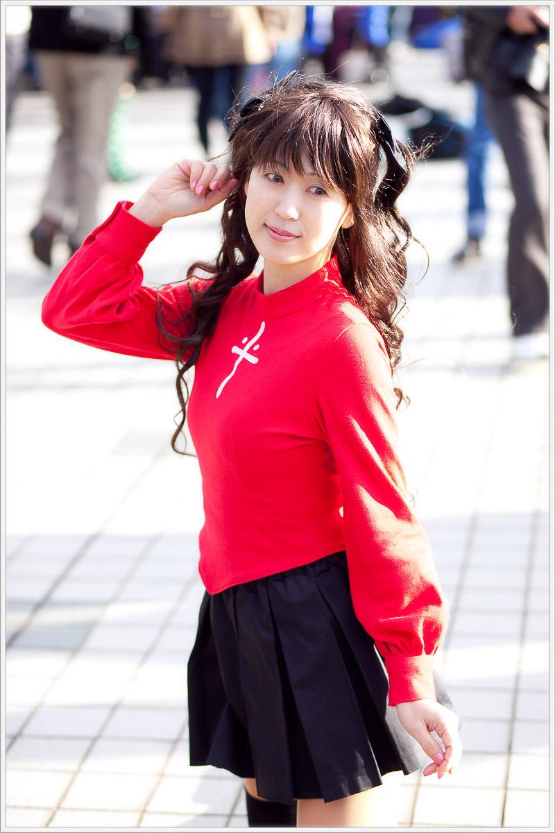コミケ77 3日目 屋上広場のコスプレ写真アップ_b0073141_2314696.jpg