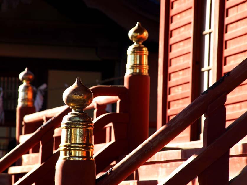 御嶽神社の正月        東京都・青梅_d0149245_20202447.jpg