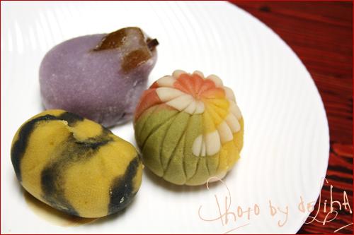 『仙太郎』 新春の上菓子_c0131054_1502941.jpg
