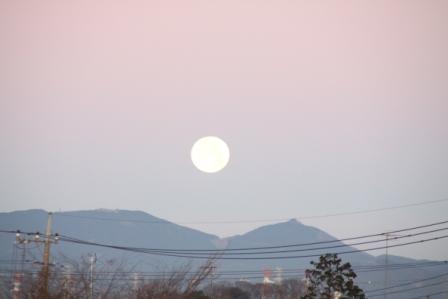 月、富士山、初日の出_a0117168_17285211.jpg