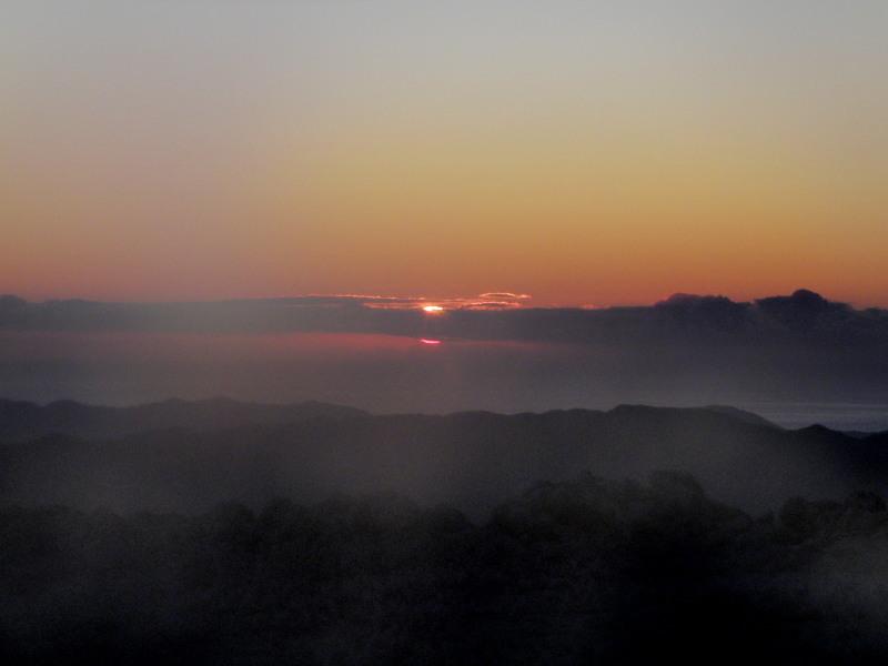 早池峰から始まる新年_f0075075_11471956.jpg