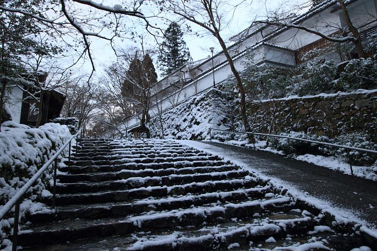 雪の三千院_e0051888_17123577.jpg