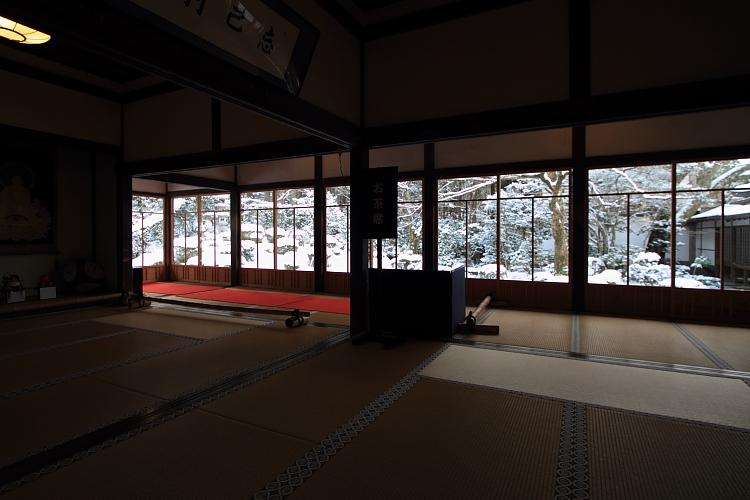 雪の三千院_e0051888_17133827.jpg