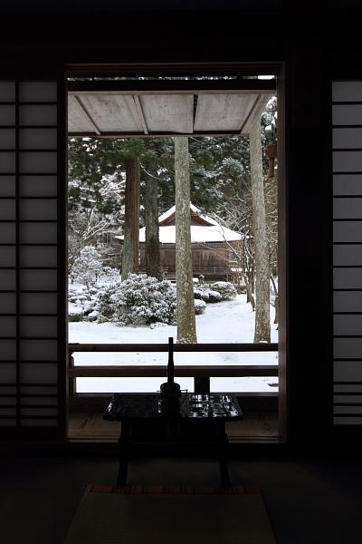 雪の三千院_e0051888_1714255.jpg
