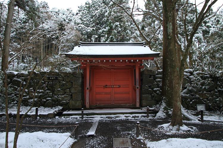雪の三千院_e0051888_1717335.jpg