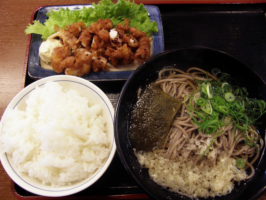 めしや食堂   大日店_c0118393_18222990.jpg